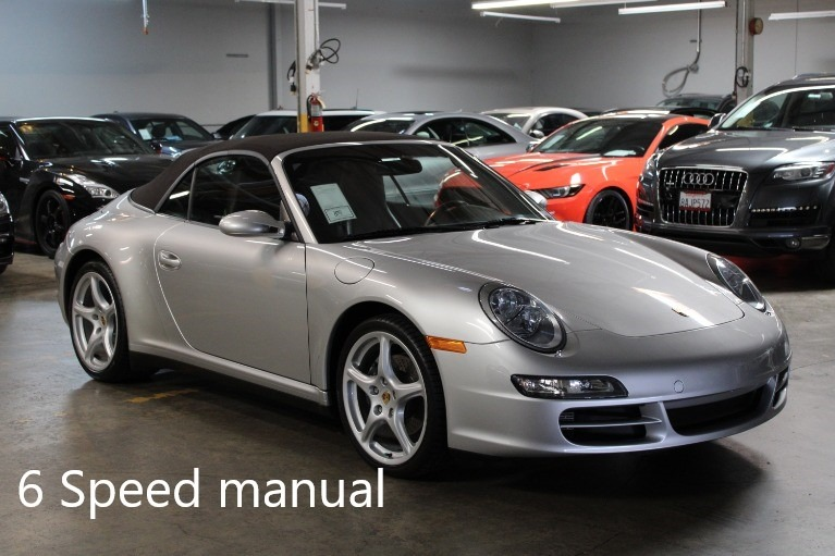 Used 2006 PORSCHE 911 CARRERA 4 G for sale $54,995 at Silicon Valley Enthusiast in Hayward CA