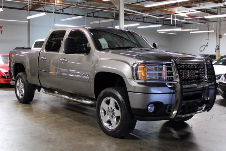 Used 2012 GMC SIERRA 2500HD for sale $45,995 at Silicon Valley Enthusiast in Hayward CA